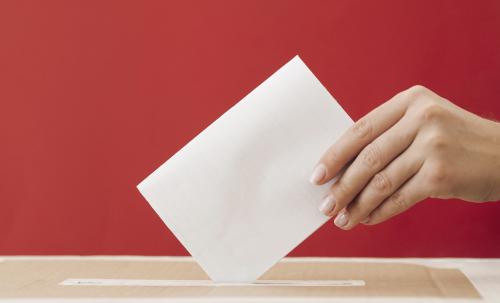 Faites valoir votre vote : votez liste 3 !