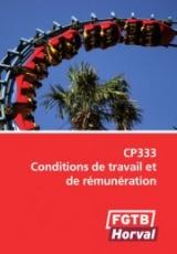 Conditions de travail et de rémunération dans les attractions touristiques (2016)