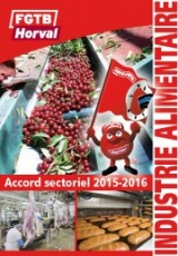 Accord sectoriel 2015-2016 (CP118)