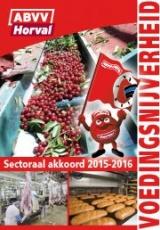 Sectoraal akkoord 2015-2016 (PC118)