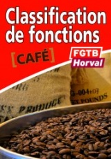 Classification de fonctions café