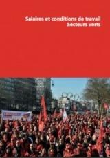 Conditions de travail et de rémunération dans les secteurs verts (2012)