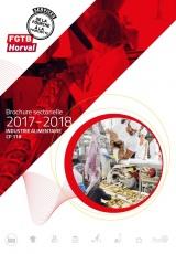 Brochure sectorielle 2017-2018
