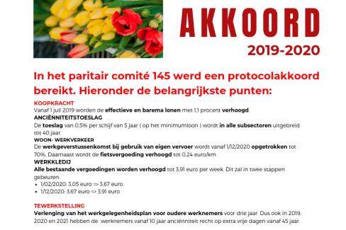 Land- en tuinbouw sectorakkoord 2019-2020