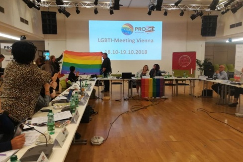 Effat meeting - LGTBI