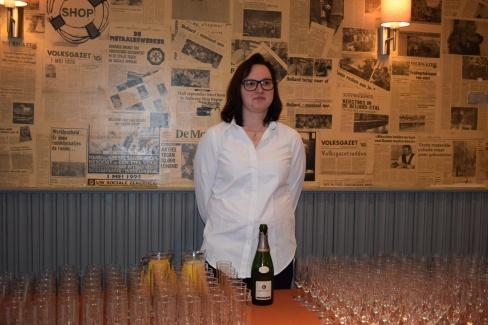 First honey tasting bij ABVV Horval Antwerpen