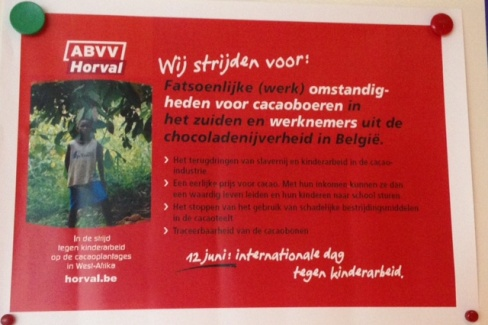 12 juni: internationale dag tegen de kinderarbeid