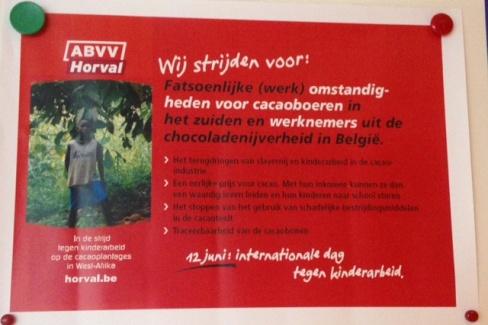 12 juni: internationale dag tegen de kinderarbeid