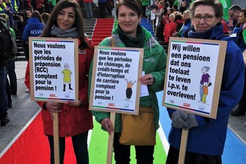 Pension des femmes