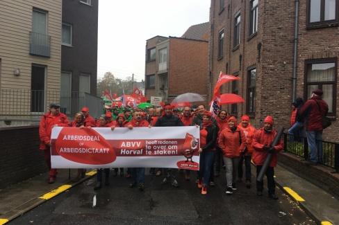 Actions front commun 02 octobre 2018 - Pénibilité et pension